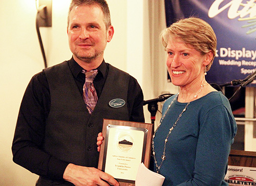 Franklin Pierce Awarded Non-Profit of the Year