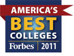 America's Best Colleges Forbes 2011